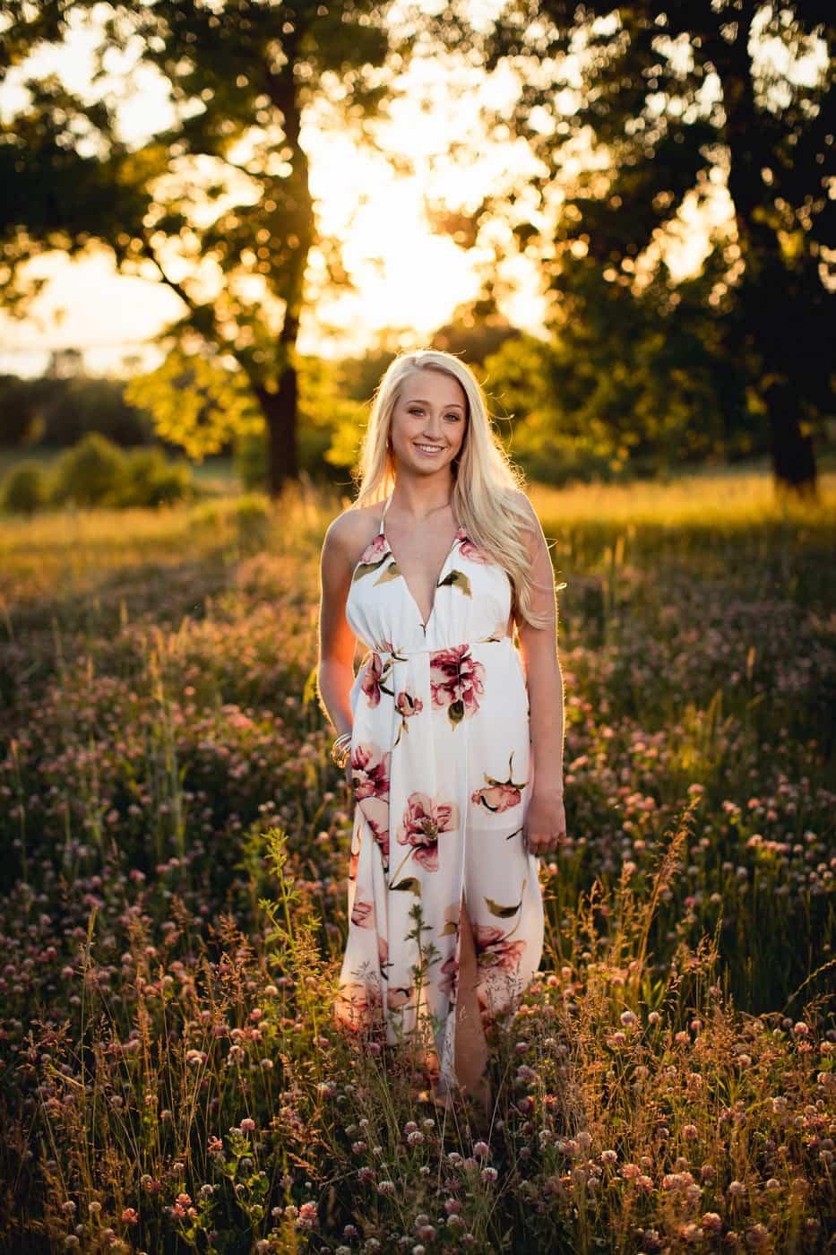 Spring Senior Pictures
