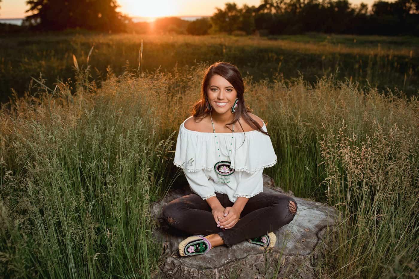 Summer Senior Pictures