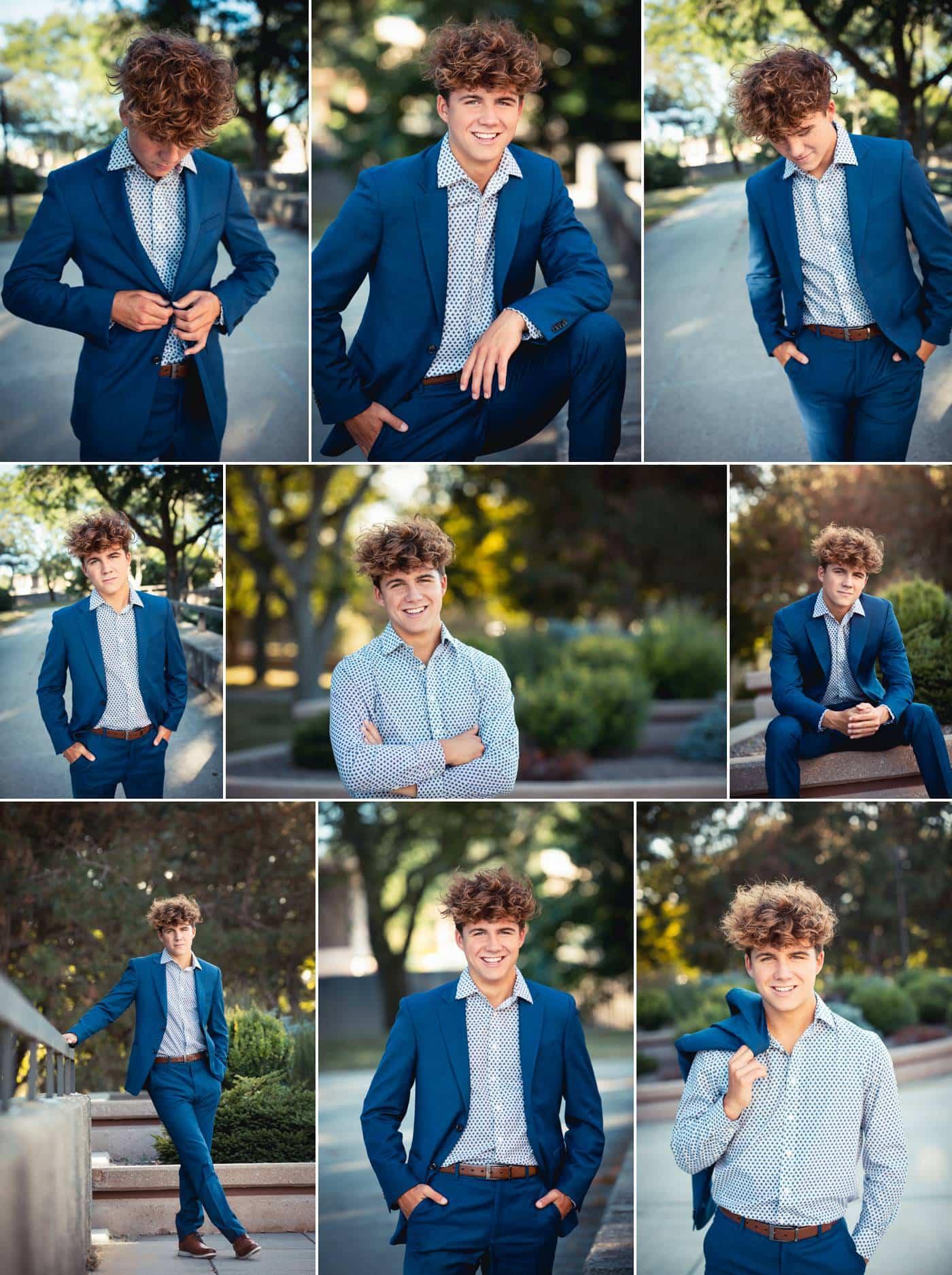 Josh Helgeson - Preble High School
