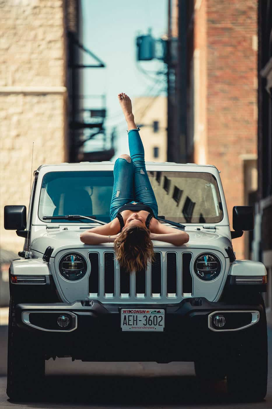 Kick ass pictures with your jeep